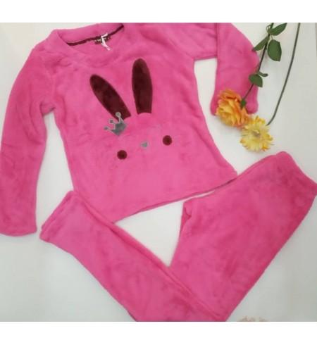 TWIN pyjama polaire