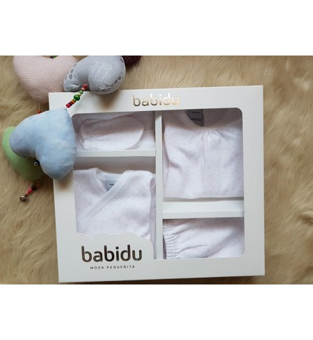 BABIDU pack naissance