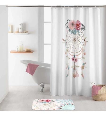 Douceur Tapis de bain imprimé